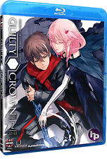 Guilty Crown . Complete Series Part 2 . Ep. 12-22 . Anime . 2 Blu-ray . NEU  OVP