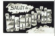 CPA-Carte postale- BELGIQUE -Souvenir de  Wenduine 1905 -  S1931