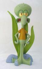 Resin Squidwald figurine from SpongeBob cartoon