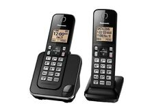 "Panasonic Kx-Tgc382C Dect Digital Cordless Phone 2-Handsetâ""¢"