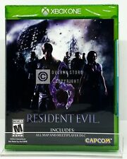 Resident Evil 6 - Xbox One - Brand New   Factory Sealed
