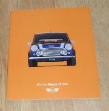 Mini Brochure 1996 - 1.3I Cooper 1.3 Austin Rover