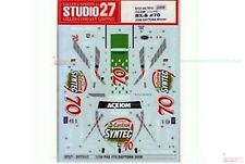 1/24 2008 Mazda RZ-8 #70 Daytona winner decals by Studio 27 to suit Fujimi kits