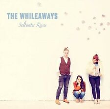 The Whileaways Saltwater Kisses Cd New 2015