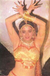 Bollywood Actress Postcard - Madhuri Dixit (01)