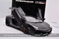 AUTOart 1:18 lamborghini Aventador LP700-4 black