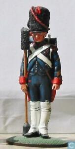 Del Prado NAW092 Napoleonic French Old Guard Gunner Ft Artillery- Virtually Mint