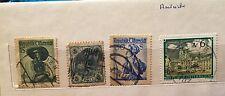 Leaves Austria Belgium Benin See The 3 Photo 42 Stamps Num2