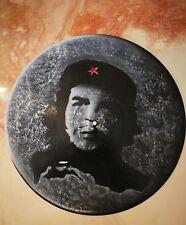Pochoir sur 33 Trs Street art de Danny- Ché Guevara No Miss Tic Banksy
