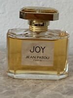 Rare! Vintage Joy by Jean Patou Eau de Parfum Spray 2.5 oz 75ml 99% Full