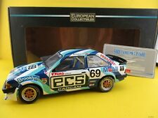 Ford Escort MK3 R1600i British Saloon Car Championship #69  Sun Star 1:18 OVP