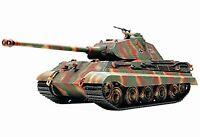 Tamiya 1/48 Military Miniature Series No.39 German Army heavy tank F/S w/Track#