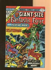 Giant-Size Captain Fantastic Four 5 FN 6.0 * 1 Book Lot * Reprints FF Annual 5!