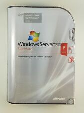 Windows 2008 Server Standard Vollversion Retail inkl. 10 CAL Deutsch P73-03979