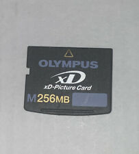 Olympus 256mb type M XD card original fully compatible