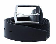 LLOYD Strech Belt W105 Black
