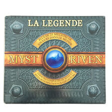 Box Game Myst + Riven The Legend Edition Collector PC Big box / box Carton