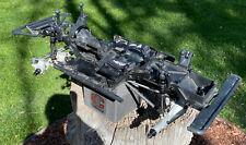 Vanquish VS410 Pro OG Chassis with metal transmission parts