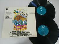 "El Diluvio Que Viene 1977 Odeon - 2 X LP Vinilo 12"" Armando Trovaioli VG/VG"