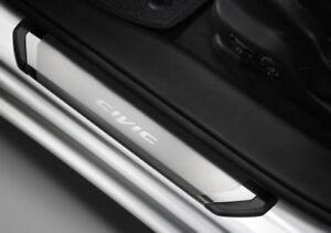 Genuine Honda Civic 5Dr Accessory Door Step Garnish (2012 to 2016)