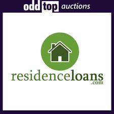 ResidenceLoans.com - Premium Domain Name For Sale, Dynadot