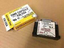 Artisan 438 USA Universal Switch Adjustable Timer Solid State Time Capsule