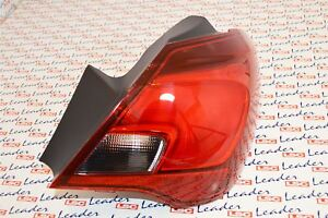 Vauxhall CORSA E 5 Door TAIL LIGHT / REAR LAMP (Outer / Wing) - NEW - RIGHT SIDE