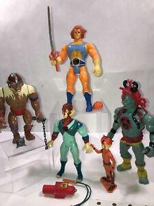 Vintage 1985 LJN Thundercat Toys (Bundle)
