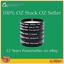 ODS 6 Trick Magic Effects Filter for Nikon D300 S D600 D610 D700 D750 D800 D810