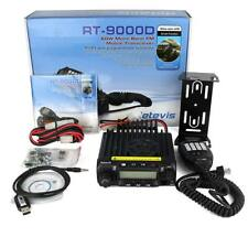 Retevis Scrambler RT-9000D VHF 66-88MHz Mobile Car Ham Radios 200CH 50CTCSS 60W/
