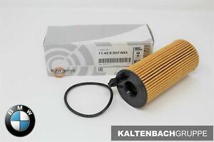 ORIGINAL BMW Ölfilter F10/21 F22 E90-93 F30-34 F32-36 F10 F11 F07 11428507683