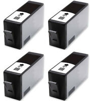 4 364 XL Black INK CARTRIDGE For HP PHOTOSMART  B110  B210 C309 5510 5515 6510