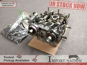 SUBARU IMPREZA WRX EJ255LE LEFT ENGINE CYLINDER HEAD 2.5L 05-06 #63 GD GG EJ25
