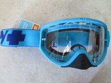 600fe6378c9 SPY mx goggle adult WOOT mono blue w clear lens 323346259100