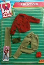 Vintage Pedigree Sindy Boxed Complete 1985 Reflections Capital Miss Outfit NEW