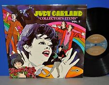 Judy Garland Collector's items Vol.2 England '70 Coral OIS Vinyl LP clean sauber