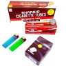 GAMBLER King Size tobacco Injector+Lighters, Cigarette case and Tubes