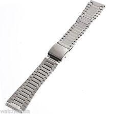 Tissot Women's 18mm Stainless Steel Bracelet Band Strap