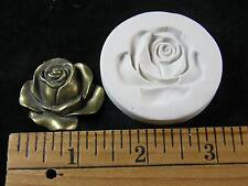 Rose Polymer Clay Mold Beehive Emporium Outlet (#MD1513)