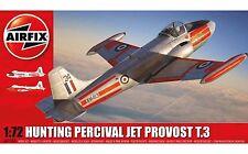 AIRFIX 1:72 KIT AEREO HUNTING PERCIVAL JET PROVOST T.3 ART 02103 SERIE 2