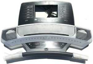 PART # 358100 - Freemotion 890 Treadmill Console - Missing Tablet Display - New