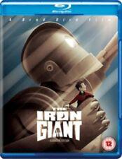 The Iron Giant Signature Edition Blu-ray 2016 Region