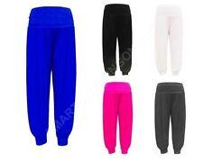 Markenlose Mädchen-Hosen im Haremshose-Stil