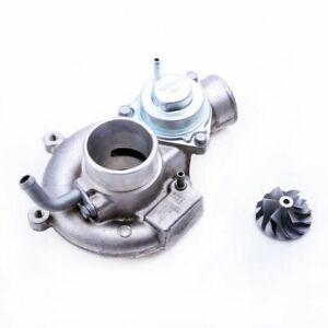 Turbo Compressor Upgrade Kit SAAB 9-3 w/ 15T Compressor Wheel / Extra 10% HP