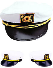 Captains Boat Yachting Yacht Sailing Fishing Hat Cap