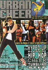 Urban Cheer & Dance Instructional DVD (Slimline DVD) BRAND NEW