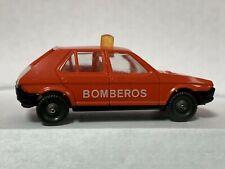 Bertren Red Seat Ritmo Bomberos(Firemen) HO 1/87 Scale Made In Spain