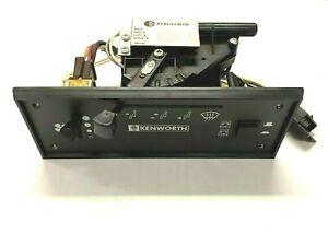 New NOS Bergstrom Kenworth A/C Control 12V 740179 K092-399-4