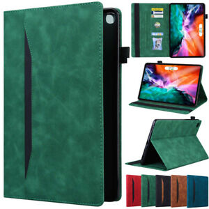 For iPad 7.9 9.7 10.2 10.5 10.9 11 12.9 inch Smart Leather Stand Case Flip Cover