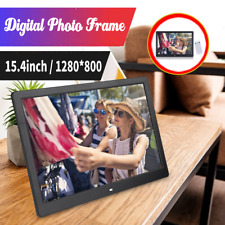 "15.4"" Digital Photo Frame HD LCD Electronic Picture Music Mp4 Movie Video Player"